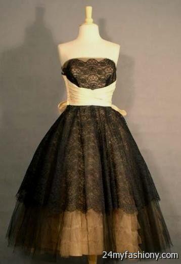 vintage lace prom dresses 2016-2017 » B2B Fashion
