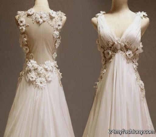 Vintage Lace Prom Dresses Looks
