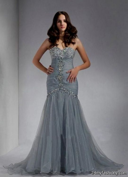 Vintage Mermaid Gowns