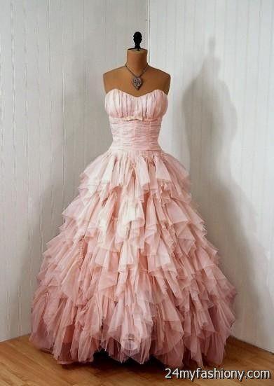 vintage prom dress 2016-2017