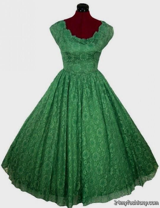 Vintage Dresses: Everything You Need To Know In One Book