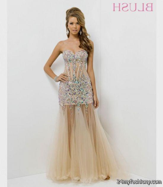 vintage prom dresses looks   B2B Fashion