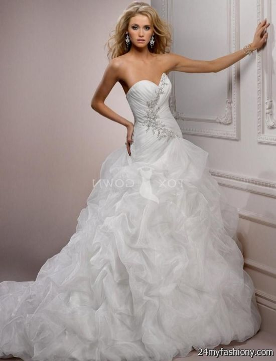 wedding dresses sweetheart neckline fit and flare with ... Wedding Dresses Sweetheart Neckline A Line Bling