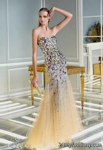 Weird Prom Dresses Looks B2B Fashion