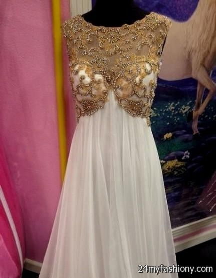 white and gold prom dresses tumblr 20162017 b2b fashion