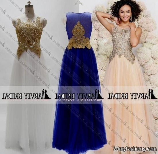 Quinceanera dresses gold and white or blue
