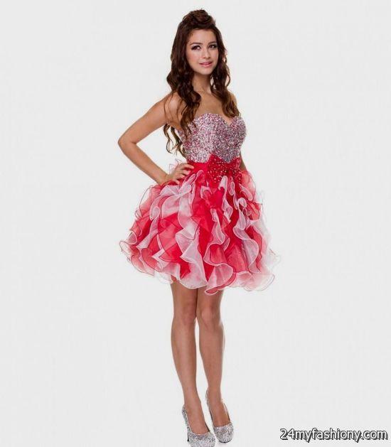 white and red prom dresses 2016-2017 » B2B Fashion