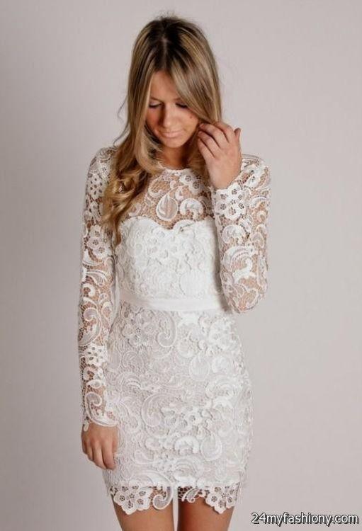 White Bachelorette Party Dress Looks B2b Fashion