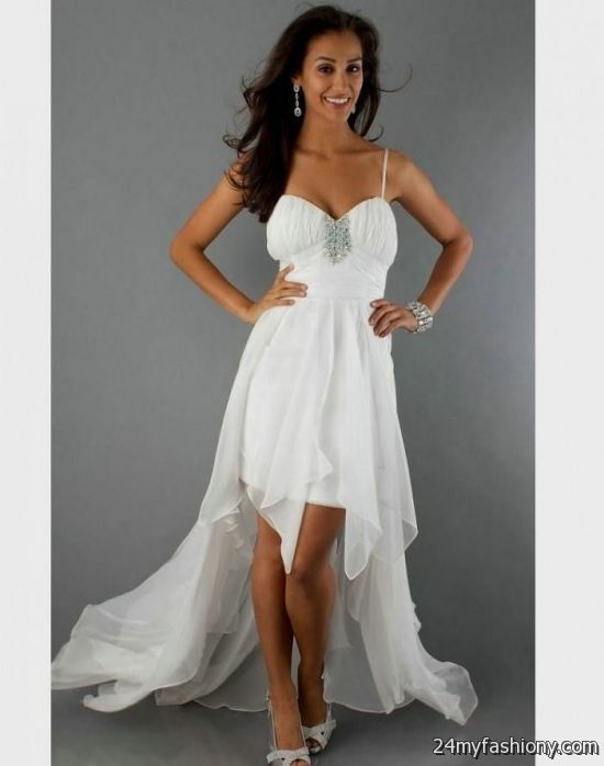 High white low dresses for juniors forecasting to wear for on every day in 2019