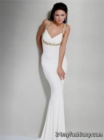 Jovani White Prom Dress Photo Album - Mothers day card