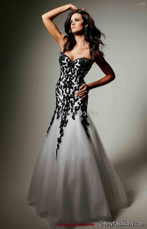 8901b6a5458 white lace graduation dresses looks