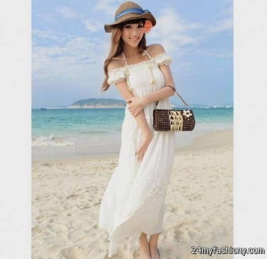 White Summer Beach Dress 2016-2017 | B2B Fashion