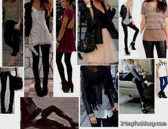 winter dress outfit ideas 2016,2017