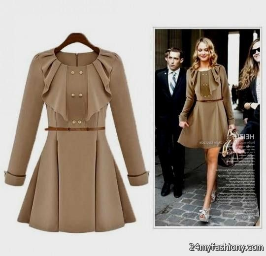 winter dresses for women 2016-2017 » B2B Fashion