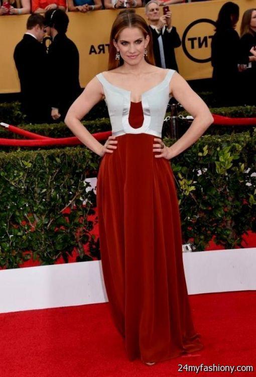 Worst Red Carpet Dresses 2016 2017 B2b Fashion