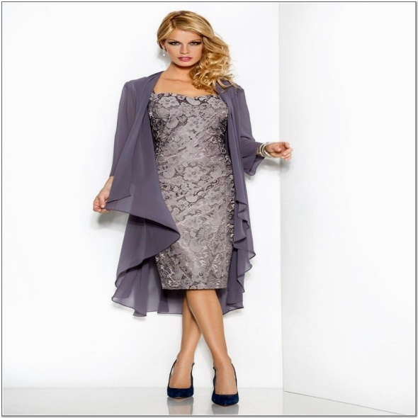 Gallery Plus Size Mother Of The Groom Dresses: Mother Of The Bride Dresses Tea Length Silver Looks