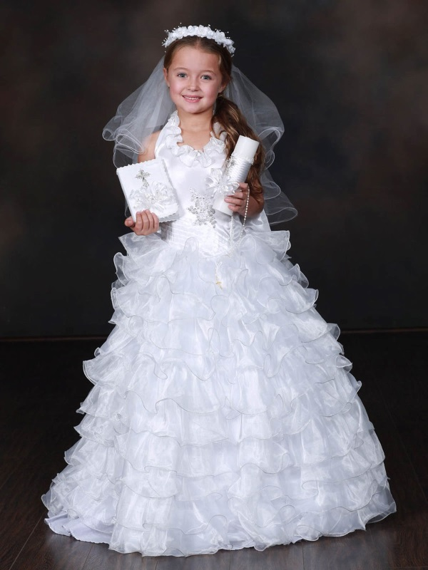 Designer First Communion Dresses Looks B2b Fashion