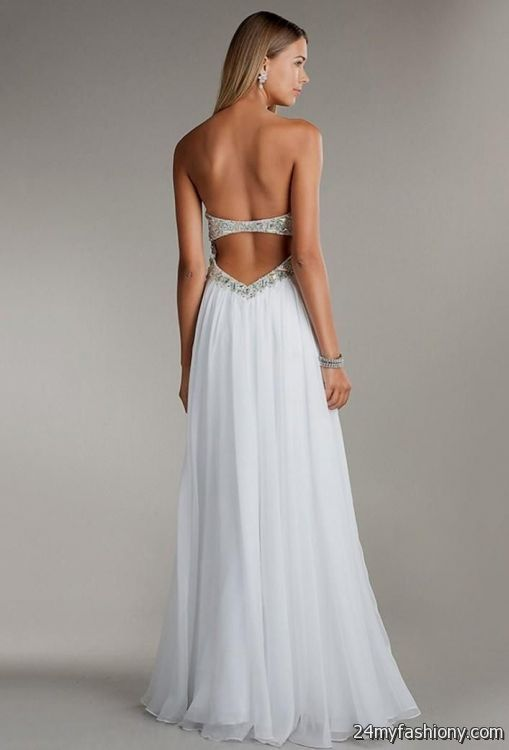 backless prom dresses 20162017 b2b fashion