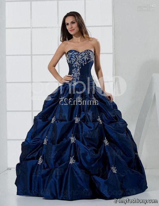 beautiful blue ball gowns 2016-2017 » B2B Fashion