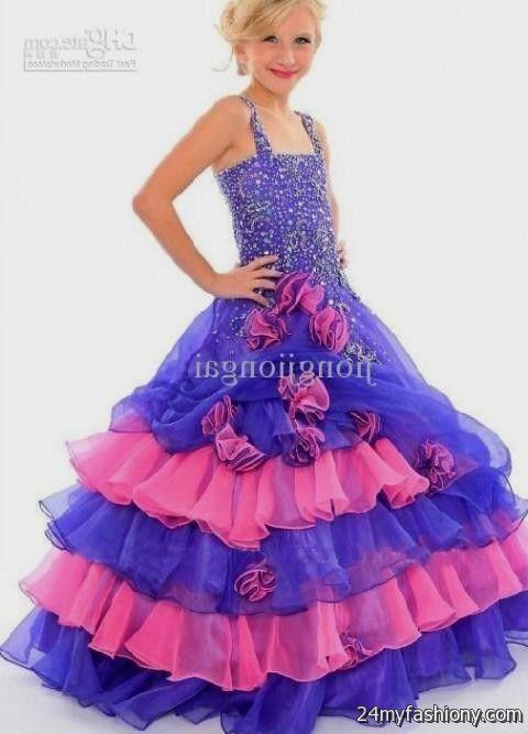 Wonderful Dresses For Girls Beautiful Princess Dress Summer Girl Party Dress