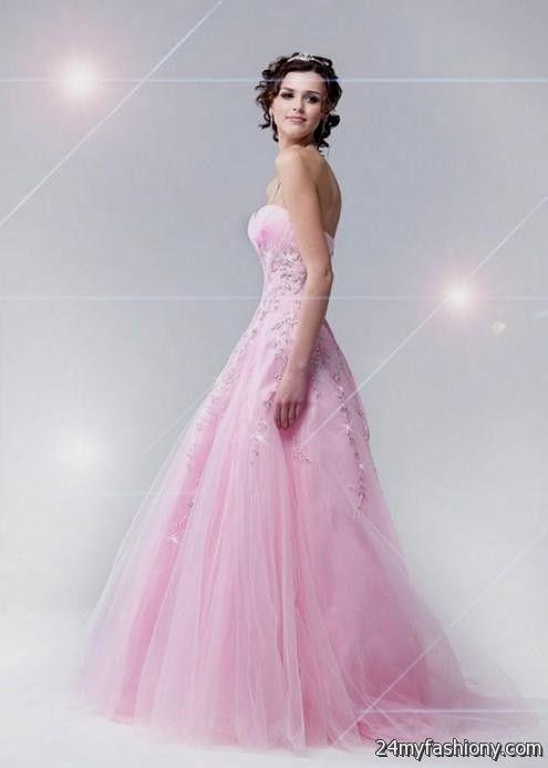 beautiful light pink prom dresses 2016-2017 » B2B Fashion