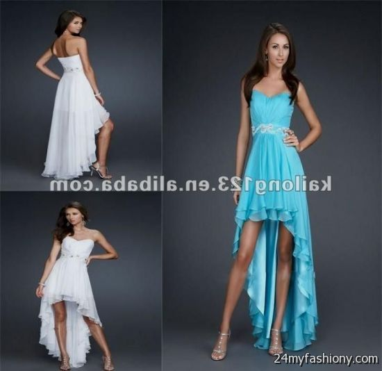 High Low Beautiful Dresses