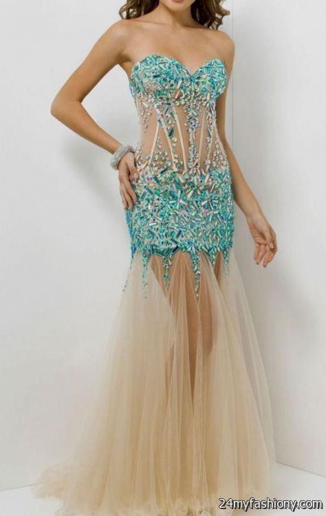 Worn Prom Dresses 96