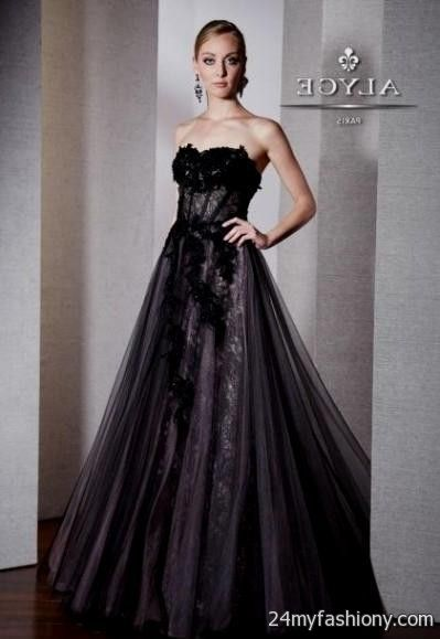 Buy Gold and black corset prom dresses pictures trends