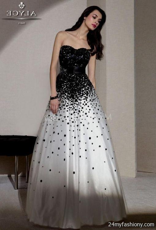black ball gowns 2016-2017 » B2B Fashion
