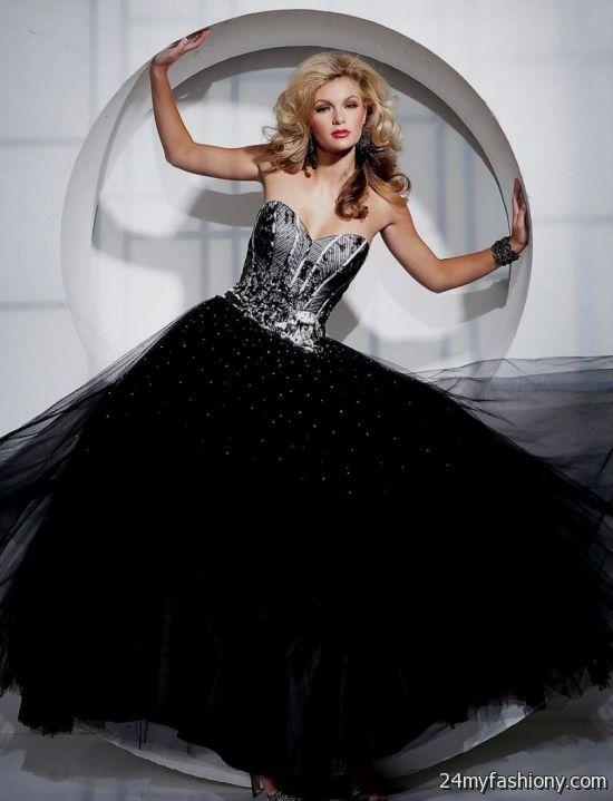 Black Quinceanera Dresses Looks B2b Fashion