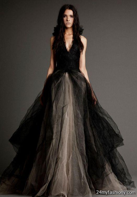 Black Wedding Dresses Looks B2b Fashion