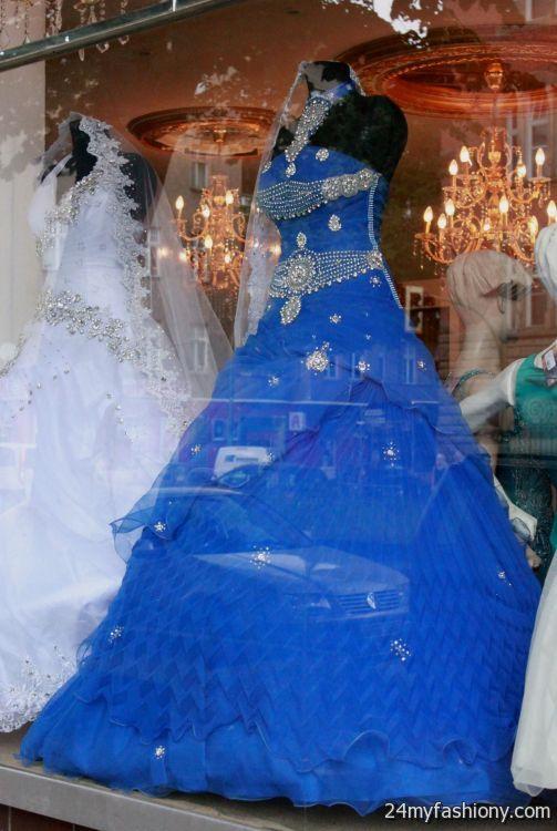 Blue Gypsy Wedding Dresses Looks B2b Fashion