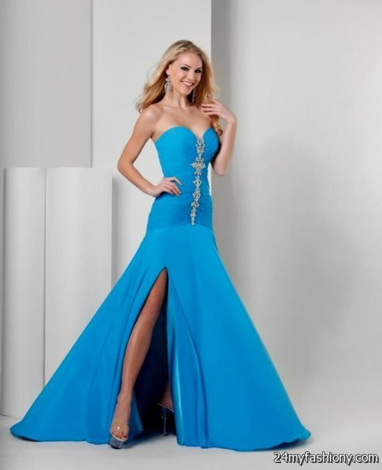 You Can Share These Blue Mermaid Wedding Dresses On Facebook Stumble Upon My Space Linked In Google Plus Twitter And All Social Networking Sites