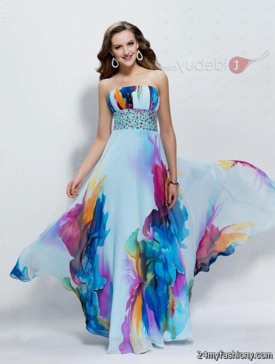 Multi-Color Prom Dresses - Discount Evening Dresses