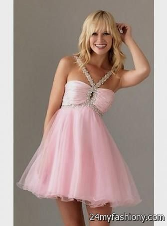cute light pink prom dresses 2016-2017 » B2B Fashion