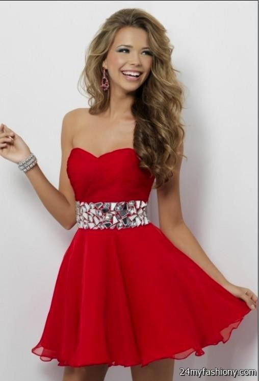 New Photos Cac71 488c3 Red White And Blue Dresses For Juniors
