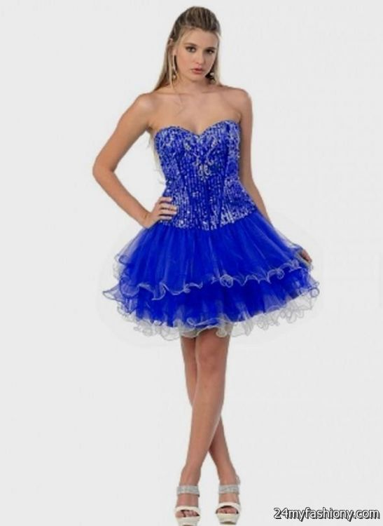cute royal blue prom dresses 2016-2017 » B2B Fashion