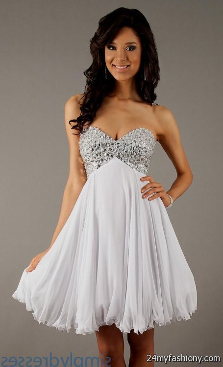 52e8cb285992 You can share these cute white winter formal dresses on Facebook, Stumble  Upon, My Space, Linked In, Google Plus, Twitter and on all social  networking sites ...