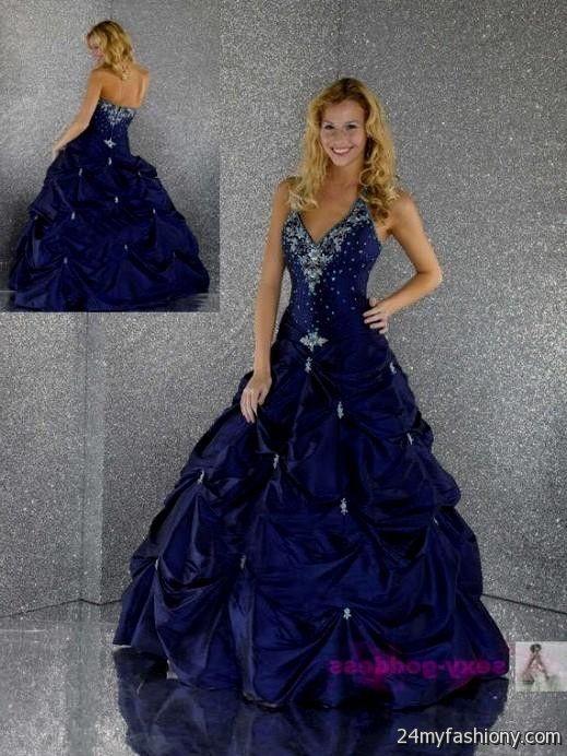Space Formal Dress