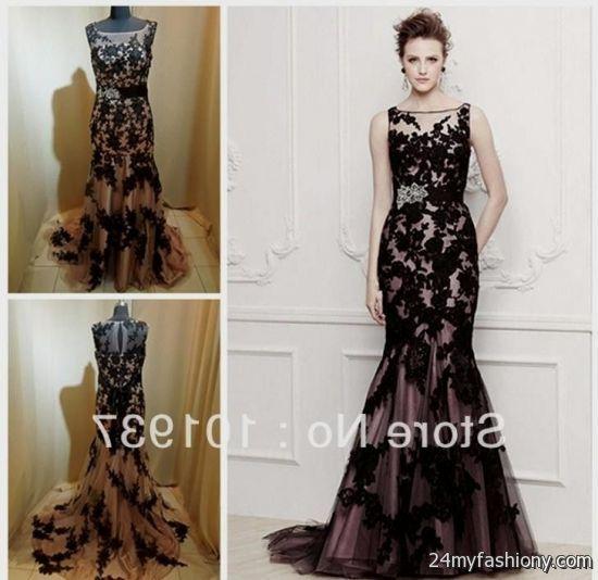 Elegant Mermaid Evening Dresses