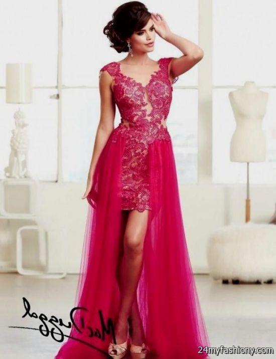 elegant prom dress 2017-#16