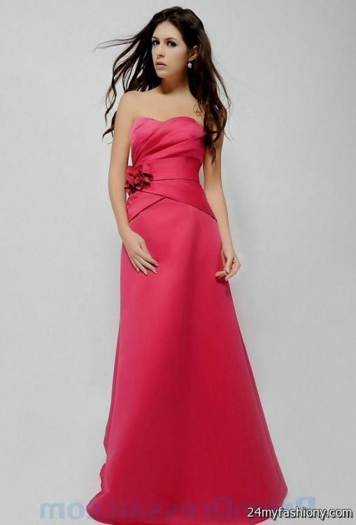 fuschia bridesmaid dresses under 100 2016-2017 | B2B Fashion