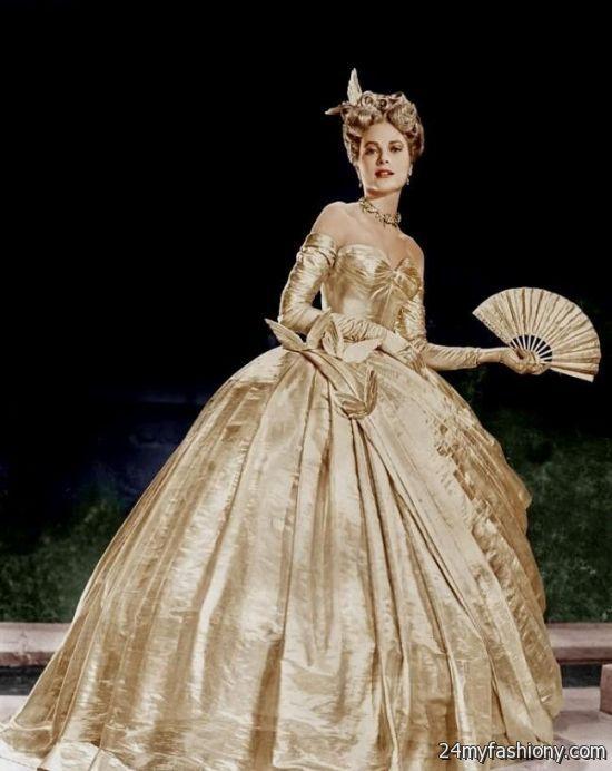 golden ball gown 2016-2017 | B2B Fashion