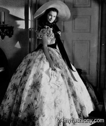 Gone with the wind era dresses