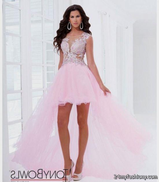 high low prom dresses tumblr 2016-2017 | B2B Fashion