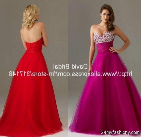 Hot Prom Dresses 2012