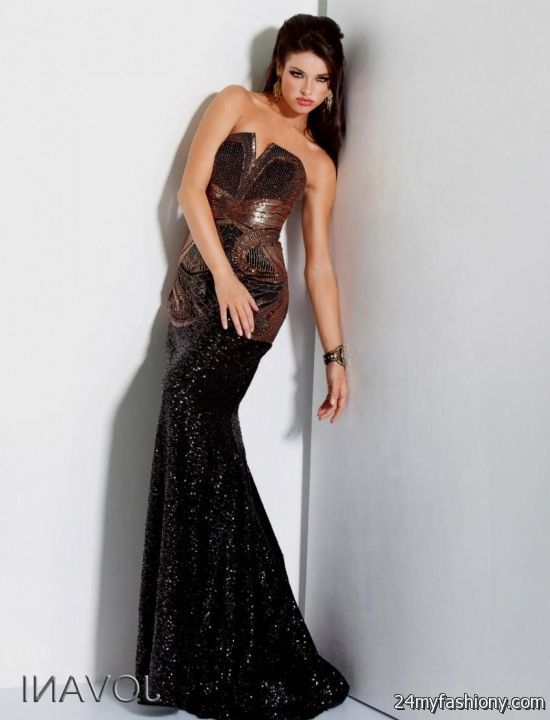 Jovani Black Dresses