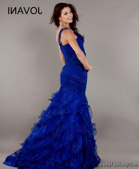 jovani navy blue mermaid dress 2016-2017 » B2B Fashion