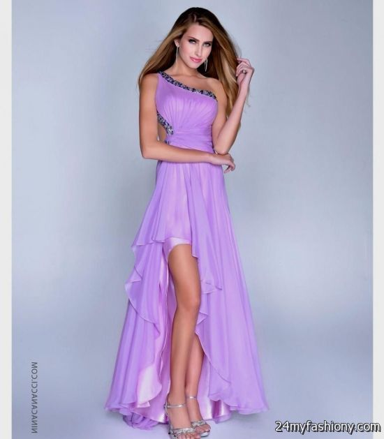 lavender homecoming dresses with straps 20162017 b2b