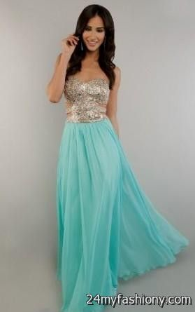 Light Gold Colored Prom Dresses